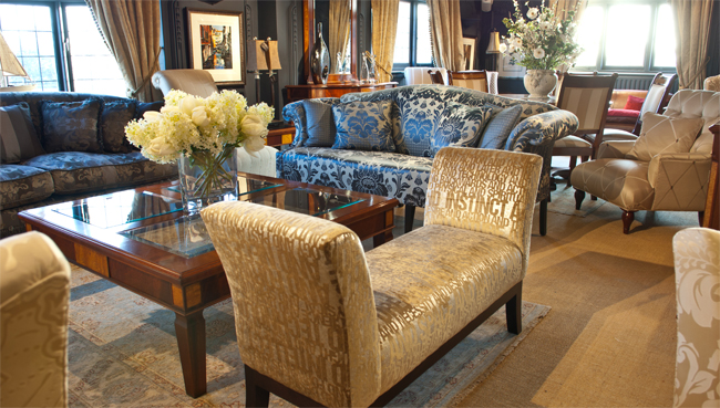 Parker And Farr Showroom