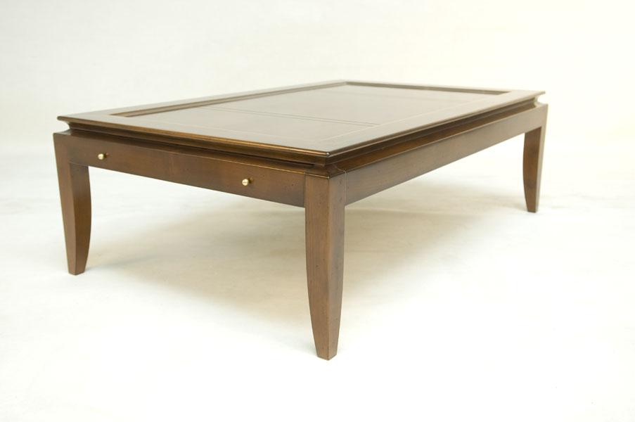Sakara Solid Cherrywood Coffee Table