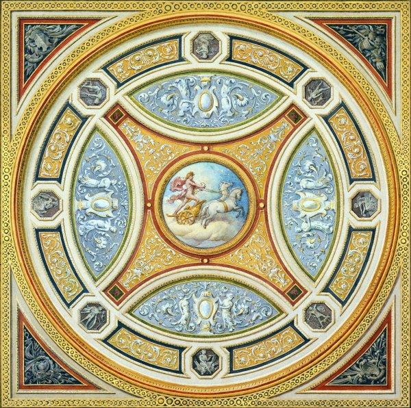 Apollo Ceiling Design John Gregory Crace