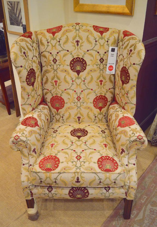 David Gundry Cambridge Chair