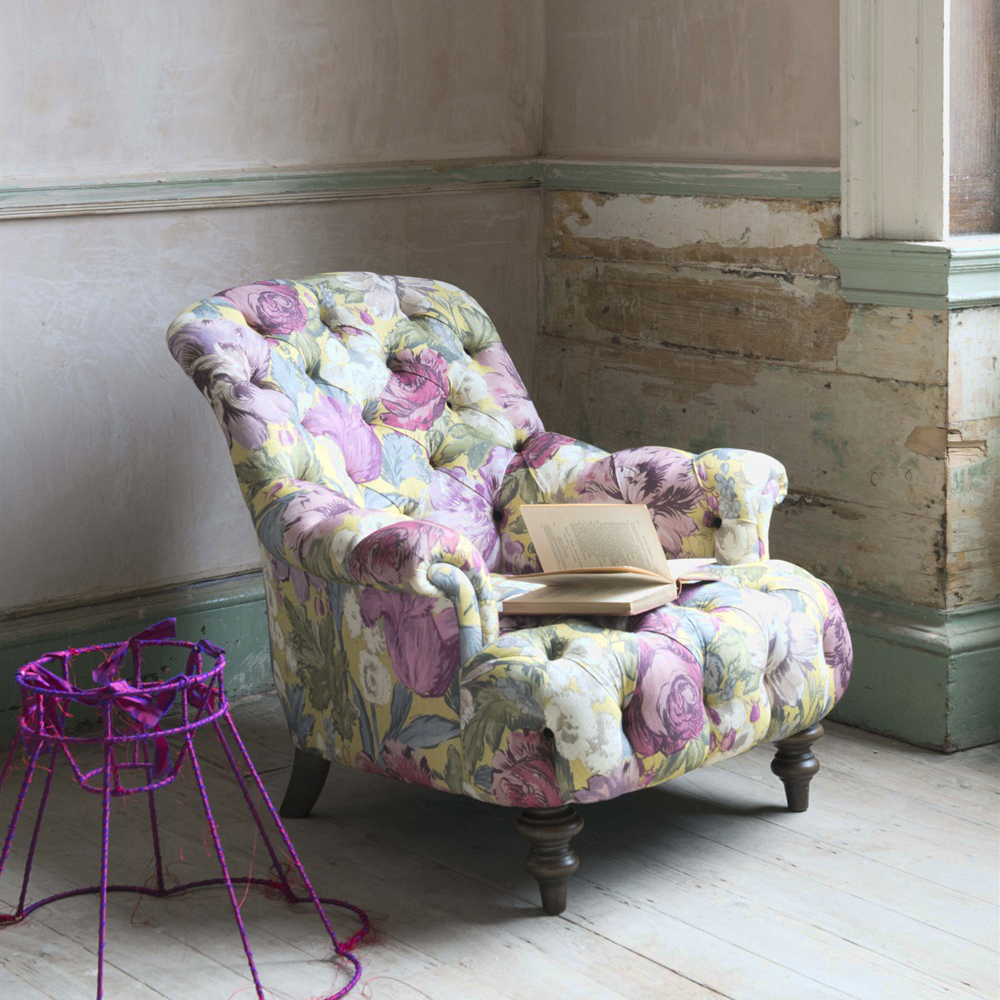 John Sankey Crinoline Chair Kings Interiors