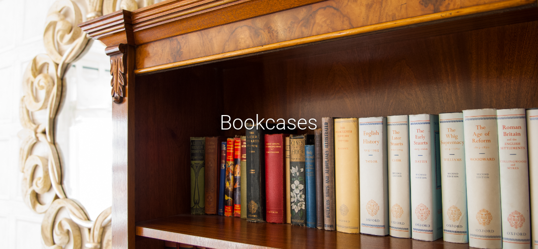 Bookcases at Kings