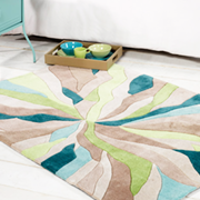 Hand Tufted Polyester Rugs