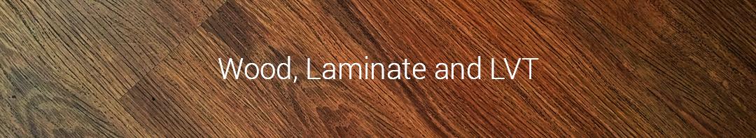 Wood Laminate And Luxury Vinyl Tile