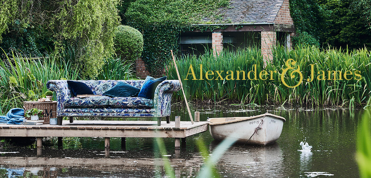 Alexander And James Sofa Collections Kings Interiors