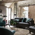 Alexander and James Sofas Hoxton Collection at Kings Interiors - Quality Handmade Home Upholstery Retailer based in Nottingham. Best Prices and Free Delivery in the UK