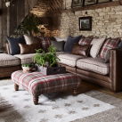 Alexander and James Sofas Wallace Collection at Kings Interiors - Quality Handmade Home Upholstery Retailer based in Nottingham. Best Prices and Free Delivery in the UK
