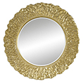 Deknudt Decora Flora Gold Mirror 2724-222