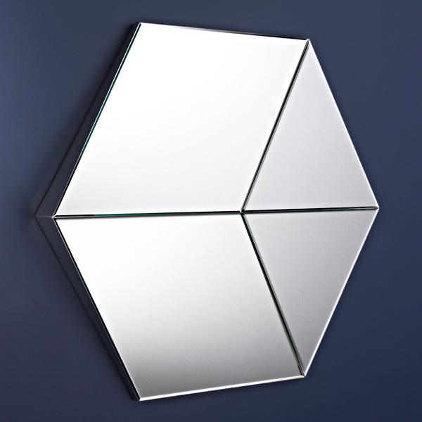 Deknudt Decora Hexagon Mirror 2573 162