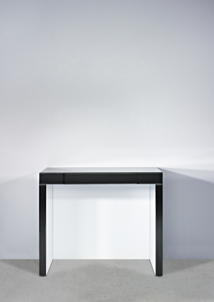 Deknudt Homka Amico Black Mirror Table 9086 Ark