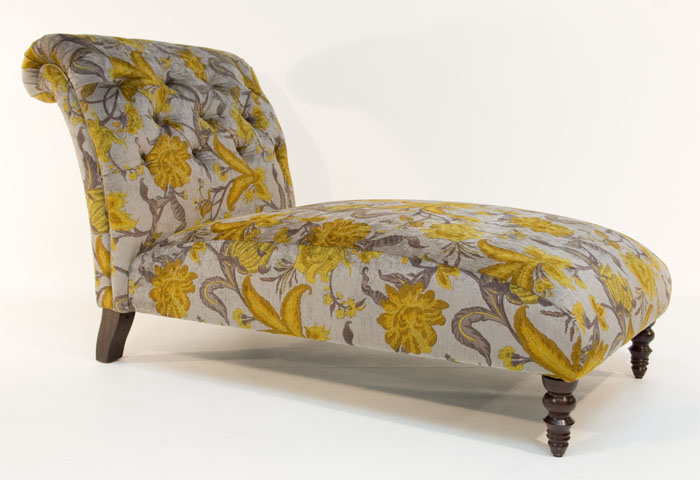 Pin bellagio leather chaise thisnext on pinterest for Bellagio chaise lounge