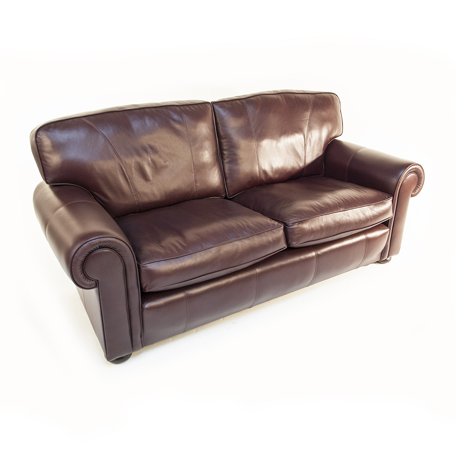 Wade Upholstery Berrington Large Leather Sofa