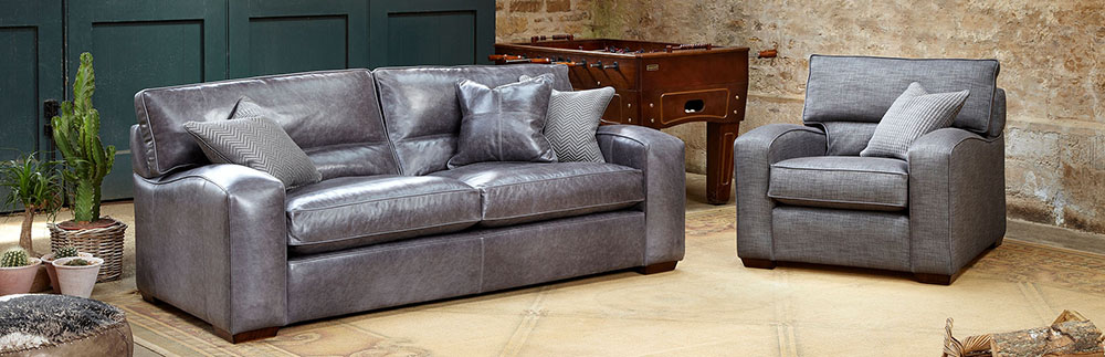 Duresta Panther Two Seater Sofa