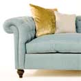 Duresta Connaught Chesterfield Sofa, at Kings of Nottingham for the best selection of famous brand Chesterfield sofas.