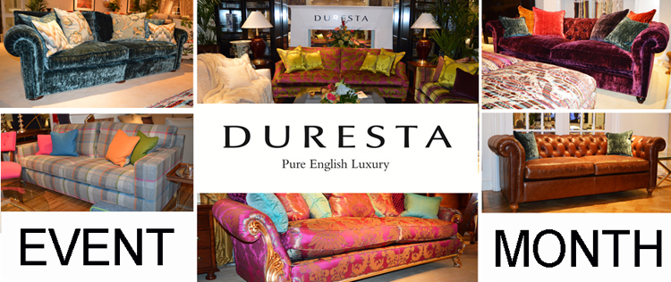 The Duresta Monthly Event