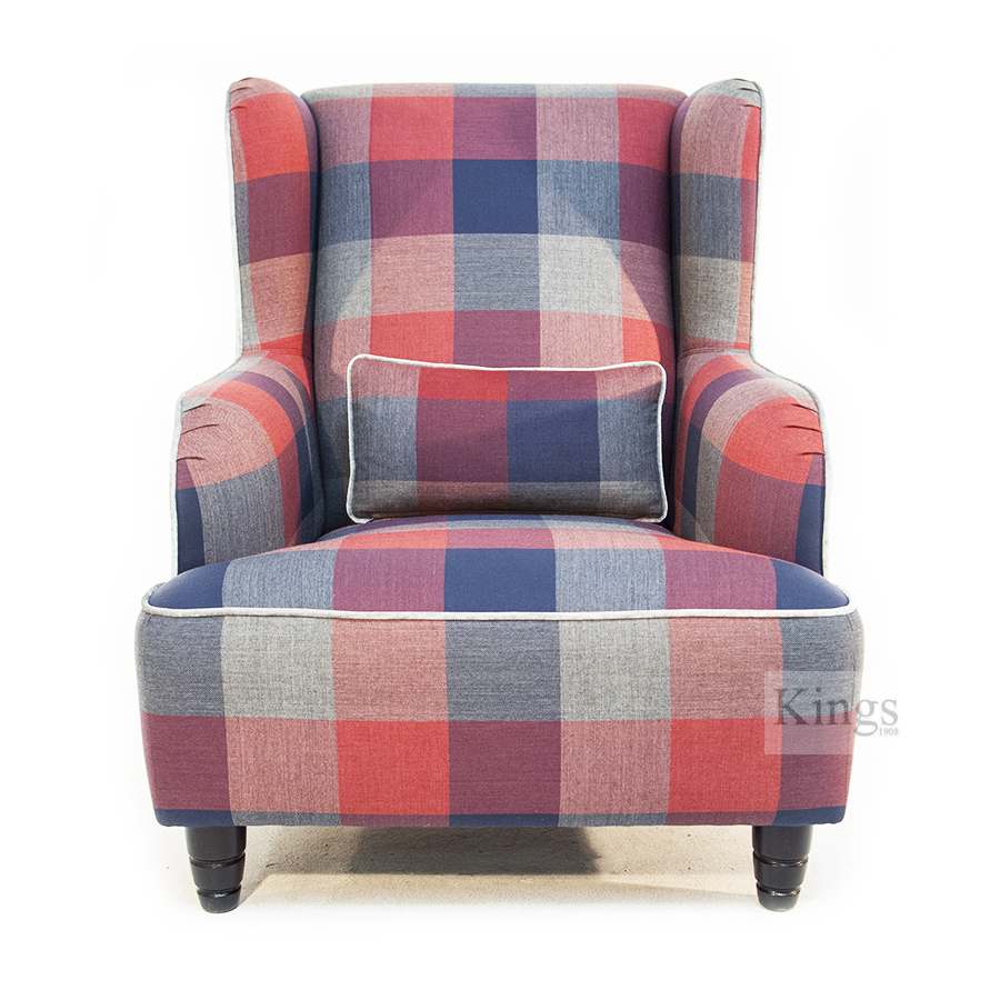 Henderson Russell Latimer Wing Chair Sold