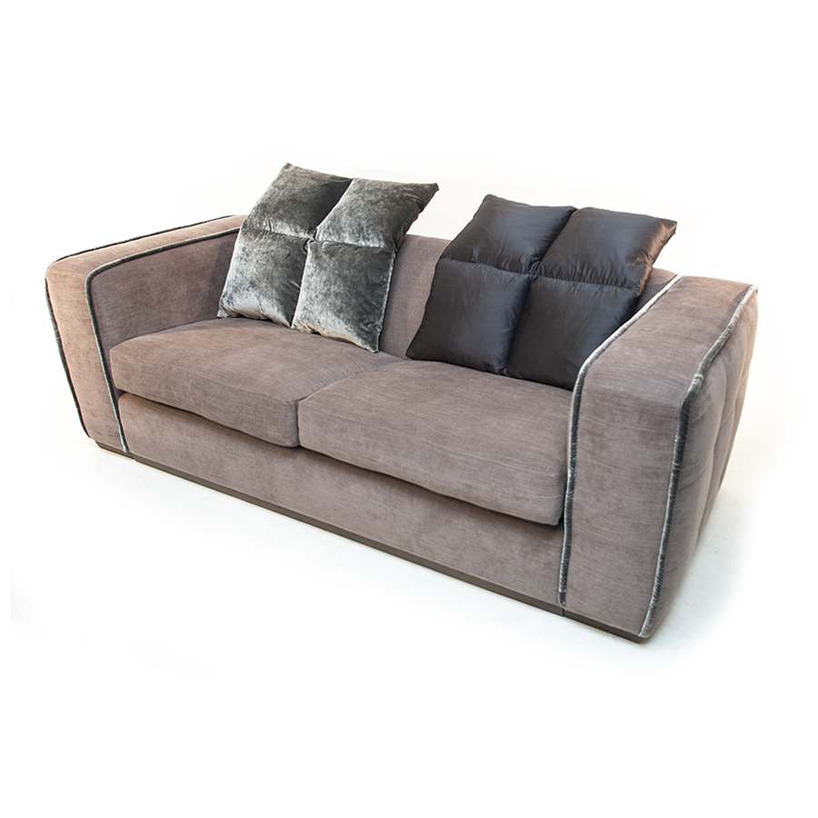 John Sankey Duvet Day King Size Sofa In Appolinaire Clay