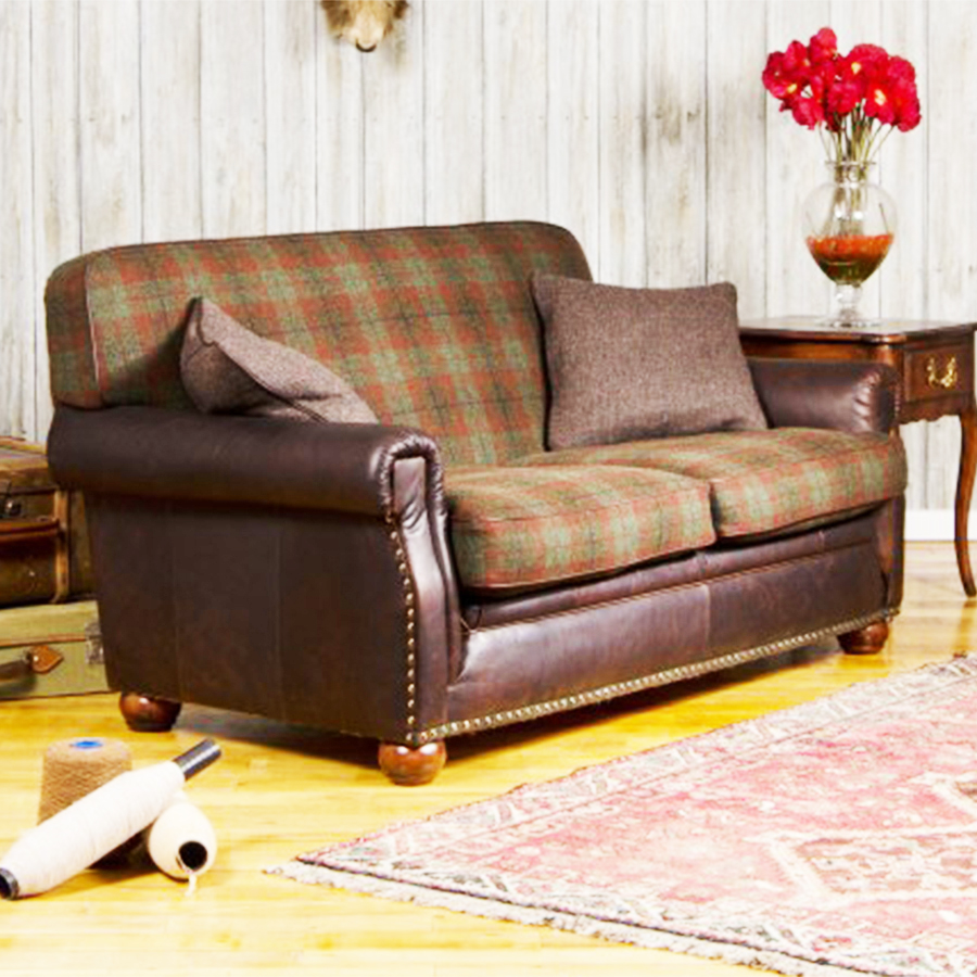 Tetrad Harris Tweed Montrose Petit Sofa