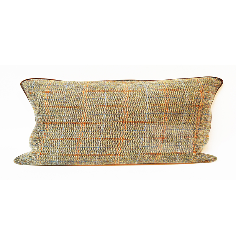 Tetrad Harris Tweed Lumbar Cushion