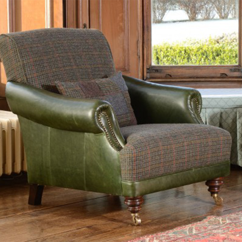 Tetrad Upholstery Harris Tweed Taransay Ladies Chair