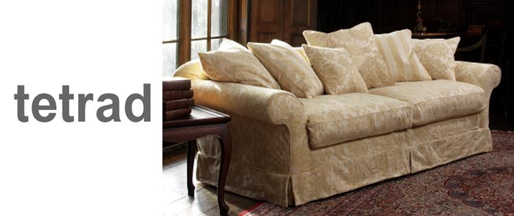 Tetrad Upholstery Alicia Loose Cover Sofa