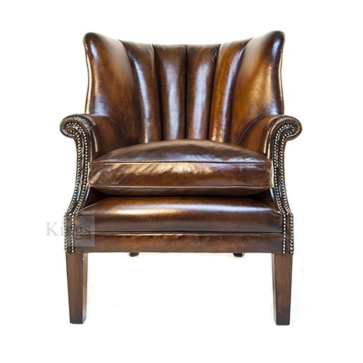 Tetrad Upholstery Beardsley High Back Wing Chair