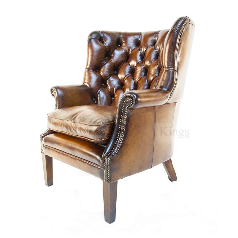 Tetrad Upholstery Bradley High Back Wing Chair