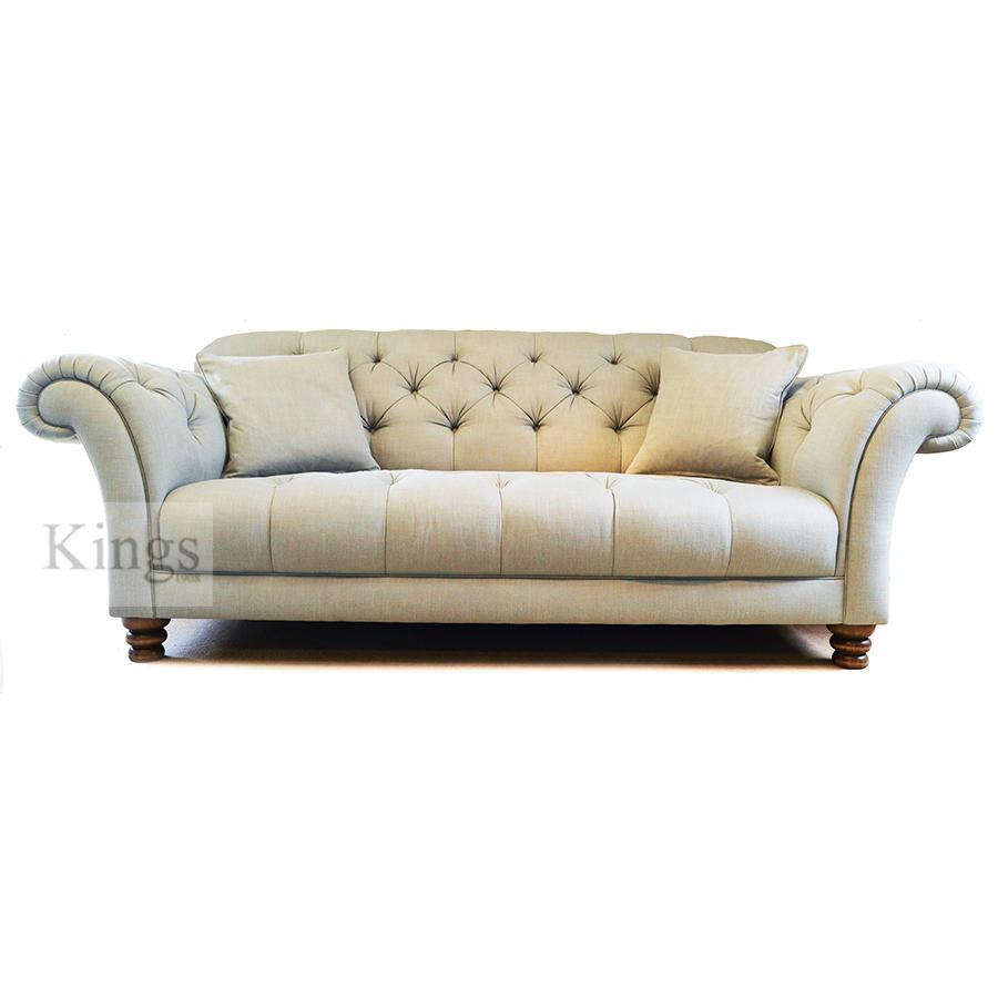 Wade upholstery henry grand sofa for Furniture upholsterer
