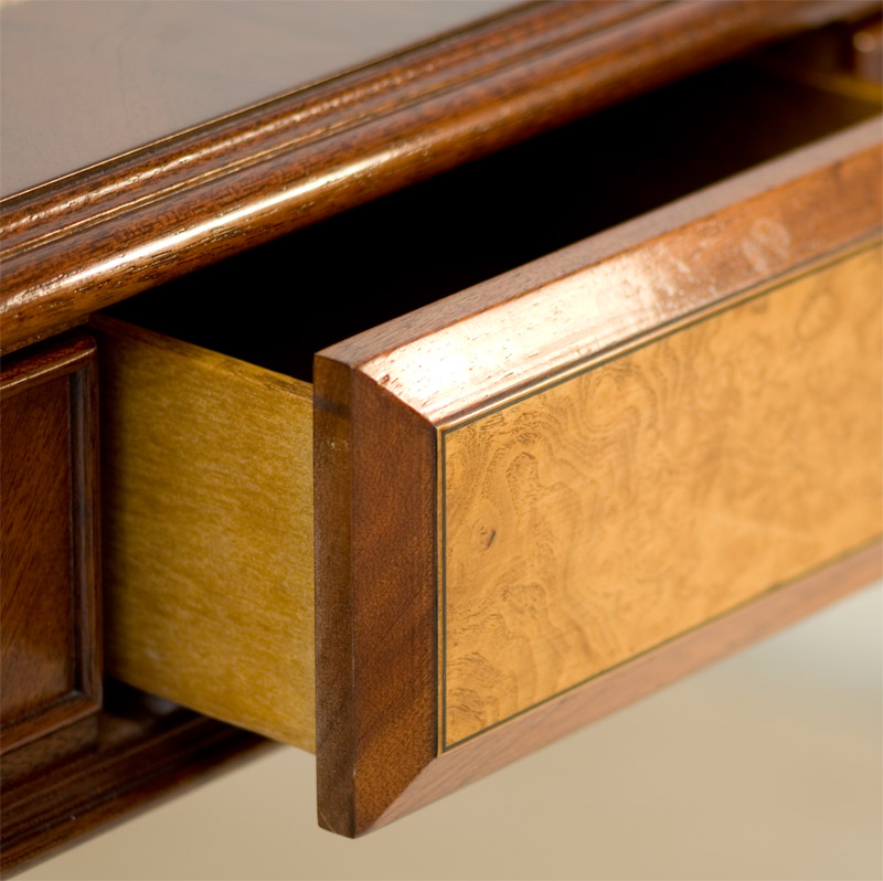 Charles Barr Console Table Detail 4