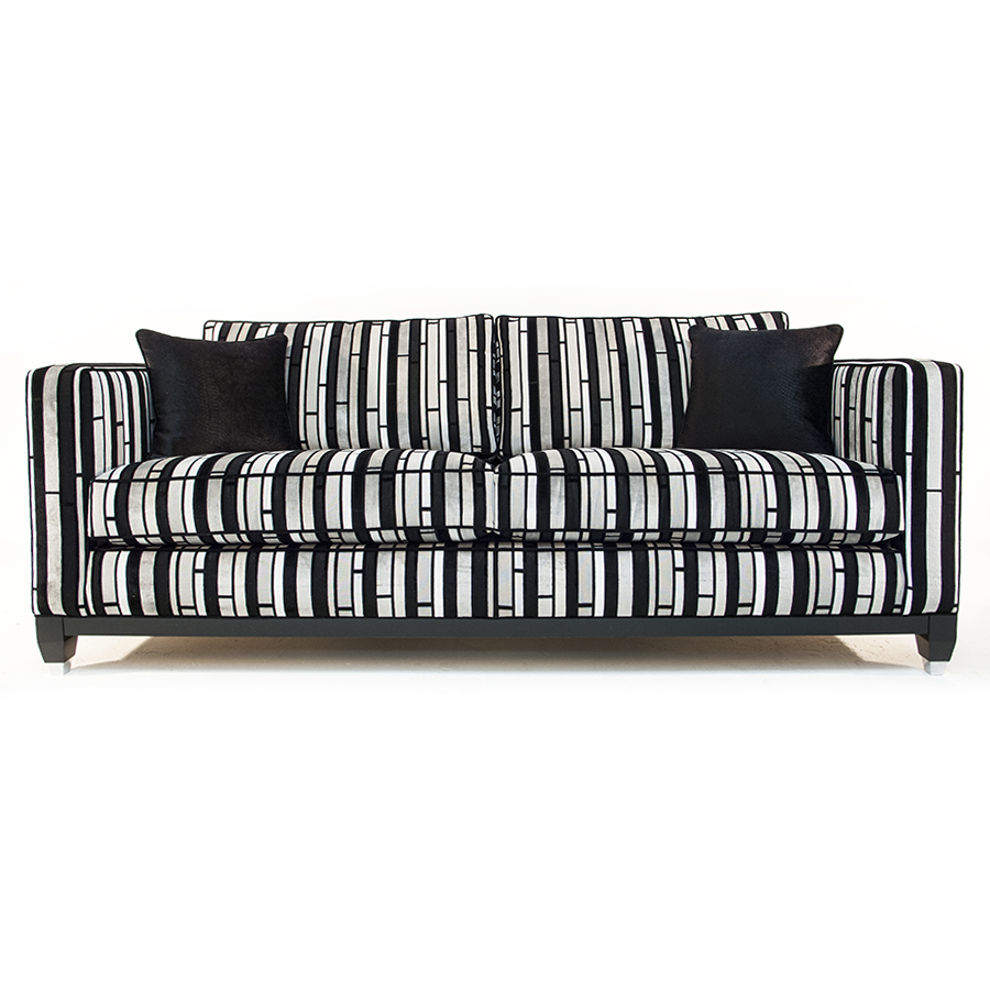 Gascoigne Designs Burlington 3 Seater Sofa and Chair