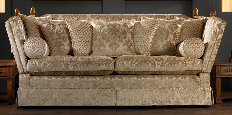 David Gundry Empire Knole Sofa At Kings Of Nottingham The