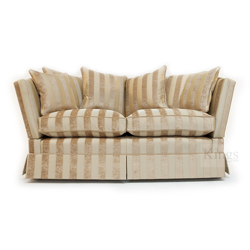 David Gundry Broadway Major And Minor Knole Sofas Sold