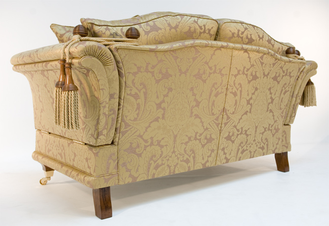 David Gundry Florence Small Sofa