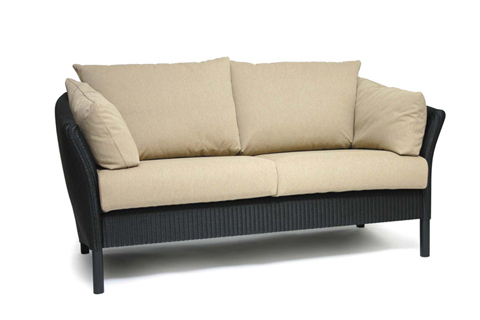 Lloyd Loom Of Spalding Barcelona Sofa S065