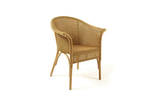 Lloyd Loom Of Spalding Burghley Armchair C001