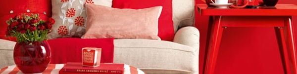 Red - Colour Psychology and Interior Design