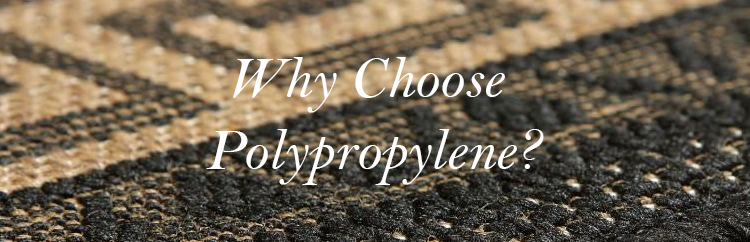 Why Choose a Polypropylene Carpet, the benefits of stainfree yarns for flooring.