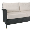 Vincent Sheppard Lloyd Loom Cordoba Lounge Sofa 2.5S TS E28 from Kings Interiors who are the ideal place to buy Furniture and Flooring. Call Today - 01158258347.