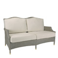 Vincent Sheppard Lloyd Loom Francis 2S Sofa TS E30 from Kings Interiors who are the ideal place to buy Furniture and Flooring. Call Today - 01158258347.