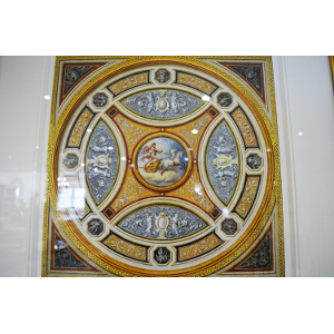 Apollo Ceiling Design - John Gregory Crace