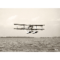 Fairey IIID Floatplane 1925 - Beken of Cowes Framed Photo - Limited Edition Signed Photography Prints