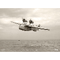 Saro Chinese Seaplane 1932 - Beken of Cowes Framed Photo Sailing Boat High Quality