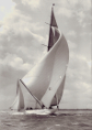 Beken of Cowes Limited Edition Photography Prints Velsheda 1934 (framed)