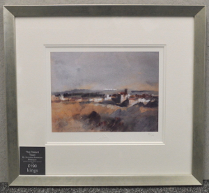 Hercules Brabazon Brabazon The Distant Town (Framed) 1