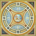 John Gregory Grace - Apollo Ceiling Design