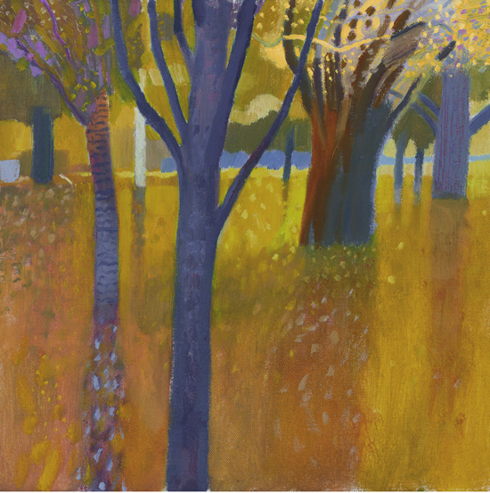 Malcolm Ashman Golden Light Framed Kings