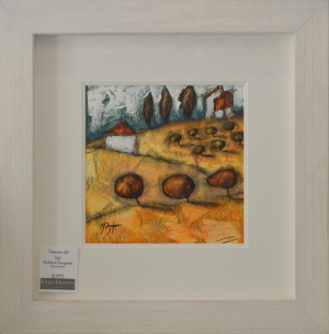 Richard Pargeter - Tuscan Dream VI (Framed) 2