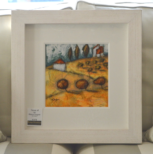 Richard Pargeter - Tuscan Dream VI (Framed) 3