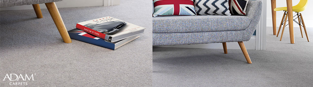 Adam Carpets Pure Brit at Kings of Nottingham for the best fitted prices on all Adam Carpets.