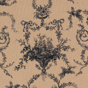 Brintons Classic Florals Toile Empire Black Broadloom - 9/27836 from Kings Interiors - the Ideal Place for Luxury Handmade Furniture and Quality Home Flooring Best Fitted Price in the UK